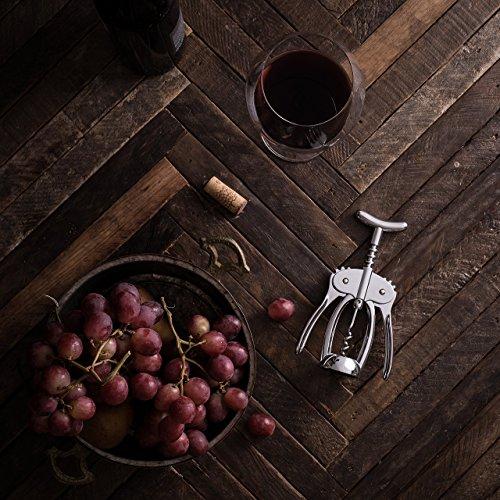 Bellemain Premium Wing Corkscrew Wine Opener Heavy-duty nonstick by Bellemain (Image #5)'