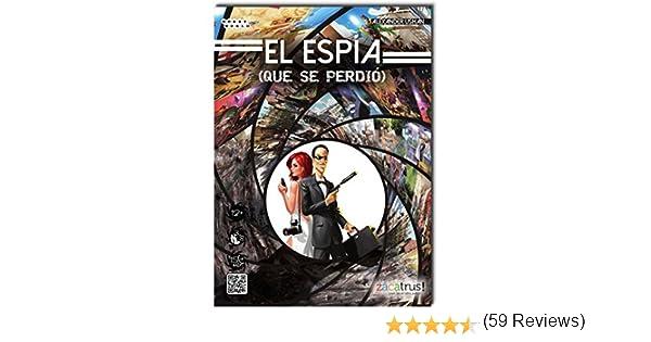 Zacatrus!-El espía Que se perdió (ZAC008): Amazon.es: Juguetes y juegos