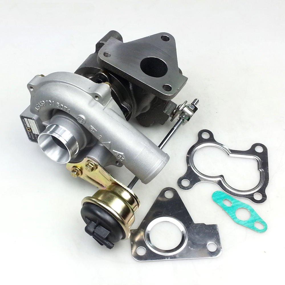 KP35 Turbo turbina del turbocompresor para Renault Clio M? ane Scenic Nissan Micra 1.5L k9 K702 722 704 Turbo turbina del turbocompresor 8200022735 578338 ...