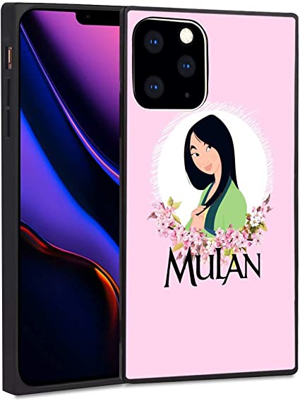 Disney Collection Coque pour iPhone 11 Pro Max Mulan Mince Soft ...