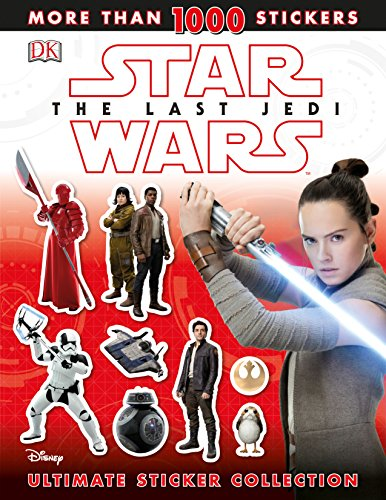 Star Wars The Last Jedi  Ultimate Sticker Collection (Ultimate Sticker Collections)