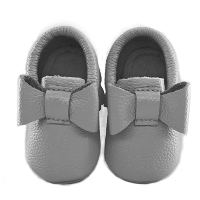 bbcdede3f1c0 new born flower Baby moccasins of Moccs baby shoes girls fringe Soft  genuine leather infant toddler First Walkers kid shoes  Amazon.ca  Clothing    ...
