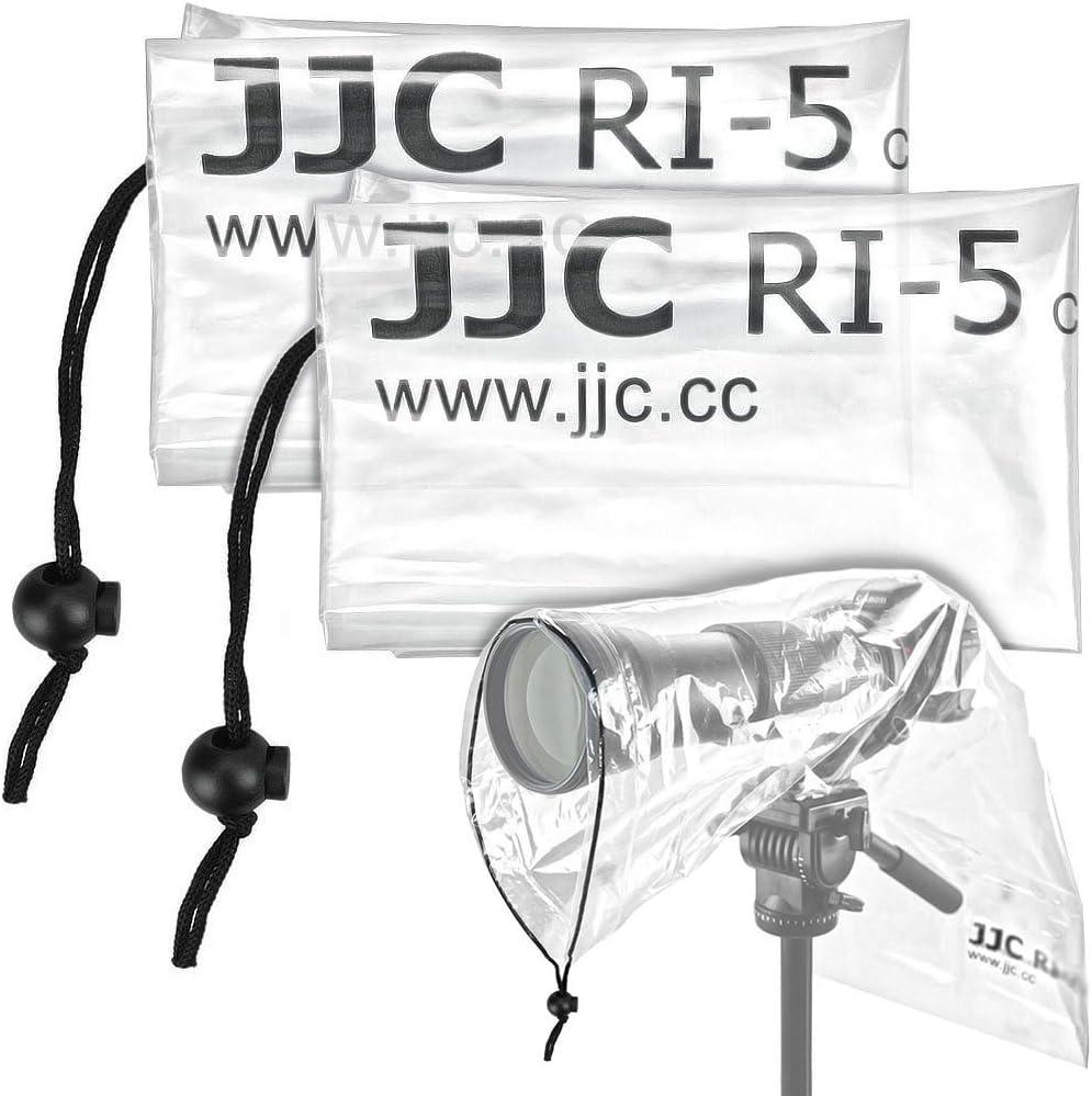 Jjc Ri 5 Kamera Regenschutz Für Dslr Kameras Mit Kamera