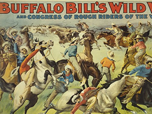 Buffalo Bill Cody and the Myth of the (Progressive Component)