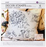 Prima Marketing Iod Decor Stamps-Floral