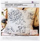 Prima Marketing Iod Decor Stamps-Floral