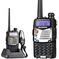 Mengshen Baofeng UV - 5r 5re uv-5ra 5WデュアルバンドUHF/VHF 400–4800/136–174MHzポータブルHam DTMF CTCSSラジオトランシーバー2つの方法ラジオwithフリーイヤホン UV-5RA Mei