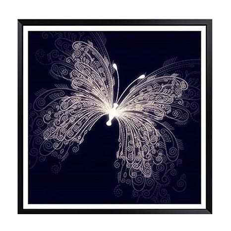 5D Diamond Painting Schmetterling DIY Kreuzstich Stickerei Malerei Stickpackung