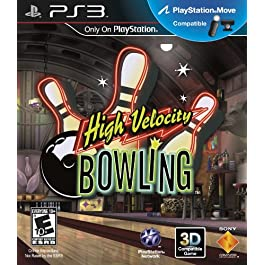 High Velocity Bowling (Motion Control) – Playstation 3