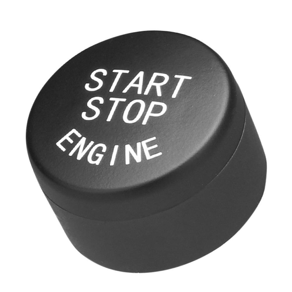 starnearby Moteur de Start Stop Push Button Coque Interrupteur dallumage Coque pour BMW F30/F10