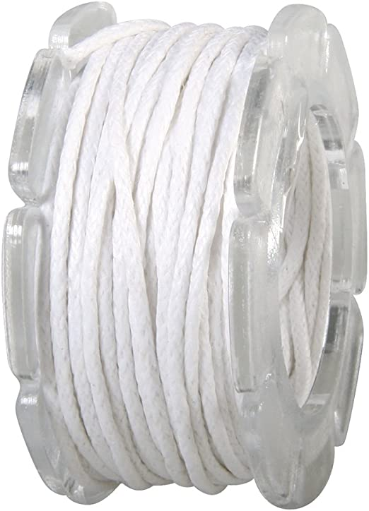 Rayher 8921302 Cordón Joyas de algodón (Encerado, 1 mm à ¸, Unidades). Bobina: Amazon.es: Hogar