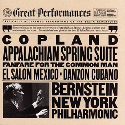 Bernstein Conducts Copland