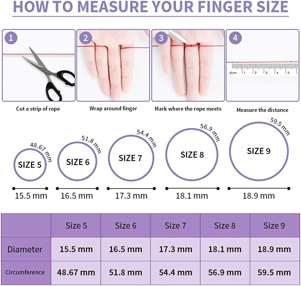 Confortable and Skin Safe Rubber Wedding Bands for Women/&Kids Designed for U.S 5/&7 Packs Thin and Stackable Silicone Ring Wooany Silicone Wedding Ring for Women