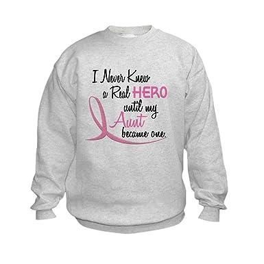 Amazon.com  CafePress - Never Knew A Hero 3 Aunt BC - Kids ... b830b8f9a2
