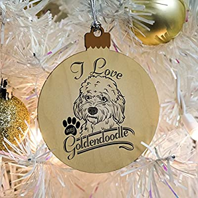 GRAPHICS-MORE-I-Love-My-Goldendoodle-Wood-Christmas-Tree-Holiday-Ornament