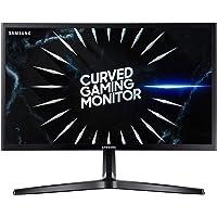 Samsung, LC24RG50FQMXUF, 24 144hz 4ms (Display+Hdmi), Full Hd Freesync Curved Gami̇ng Moni̇tör, 23.4 inches Freesync…