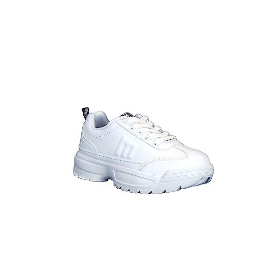 Zapatillas Deportivas Plataforma NIÑA MUSTANG White: Amazon.es: Zapatos y complementos