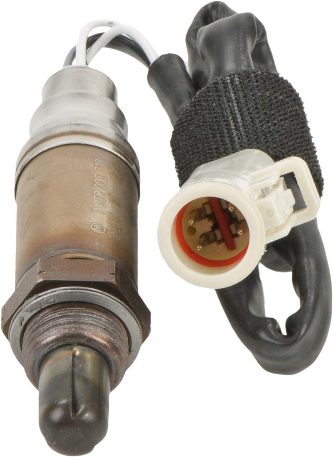 Bosch 15718 Oxygen Sensor Original Equipment Ford, Jaguar, Lincoln, Mazda, Mercury