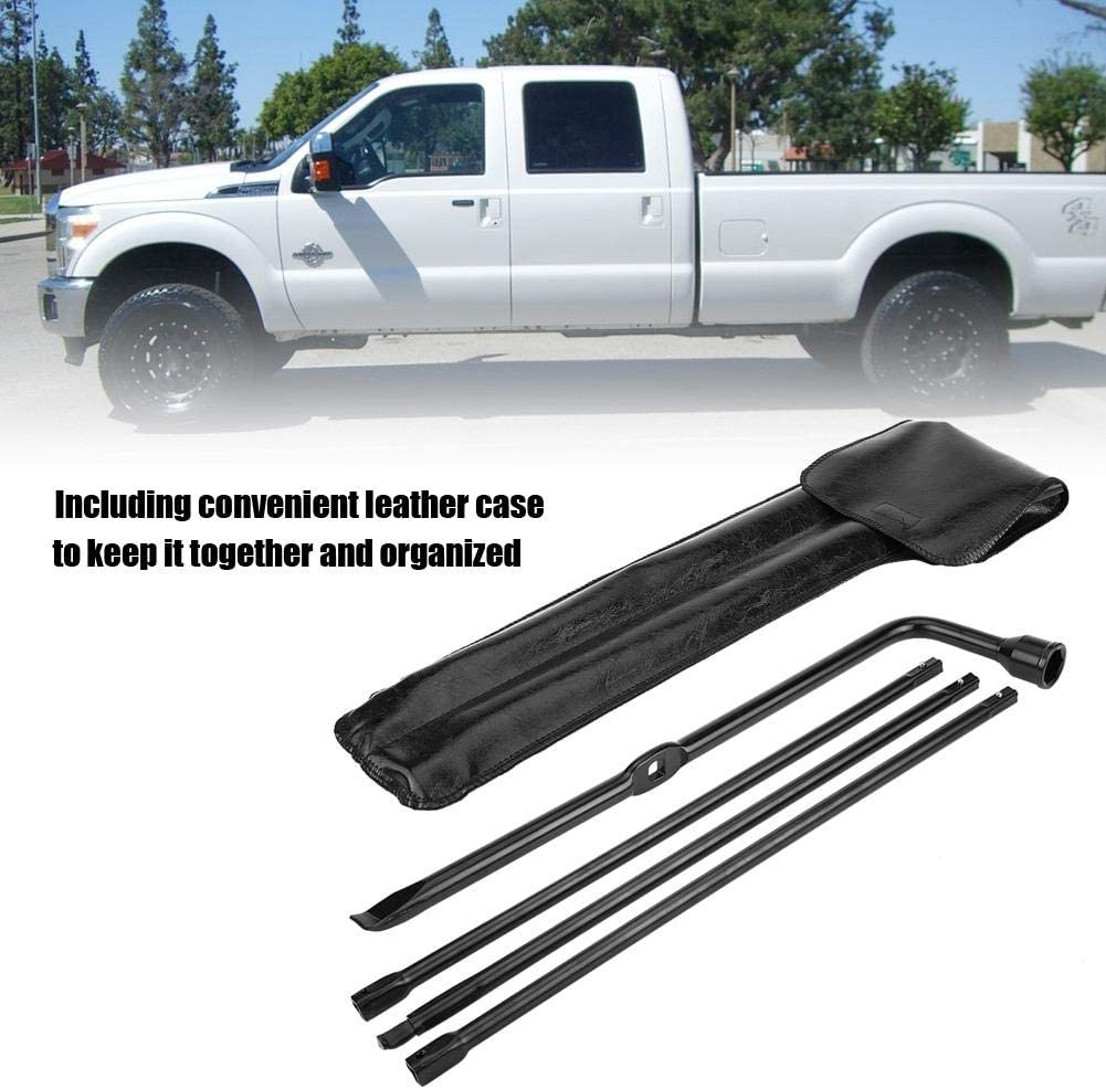 Wheel Lug Wrench For Ford F350 Super Duty B489YZ Spare Tire Jack Handle