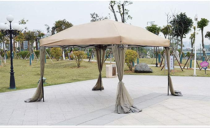 Chiheng Anti-Mosquito mosquitera Neta toldo al Aire Libre Refugio ...