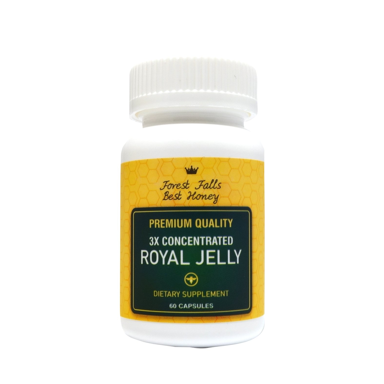 Premium Grade Royal Jelly