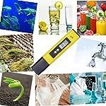 PH-Tester-Misuratore-Digitale-Misuratore-PH-Digitale-Gamma-000-1400-Penna-PH-Portatile-PH-test-Penna-PH-Piaccametro-Tascabile-per-acquari-Piscine-Acqua-Laboratorio-Idroponica-Piscina