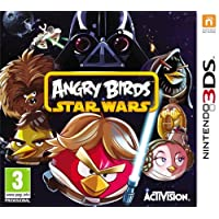 Nintendo 3Ds Angry Birds Star Wars - NINTENDO
