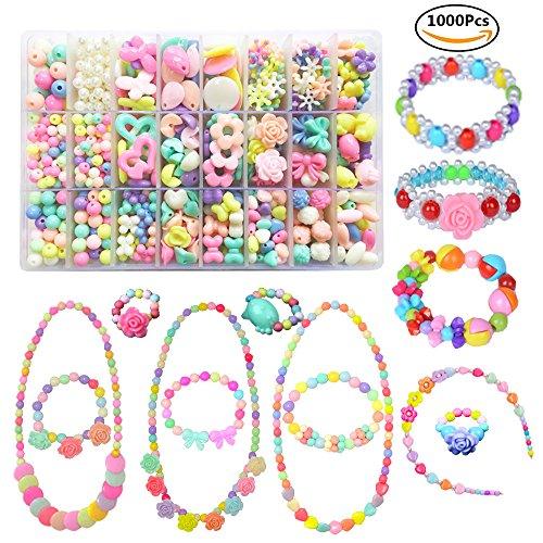 Review NEFUTRY DIY Beads Set