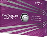Best Ladies Golf Balls - Callaway Diablo Lady Golf Balls Review