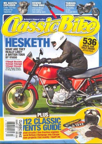 Classic Bike Magazine (March 2012,Issue # 386)