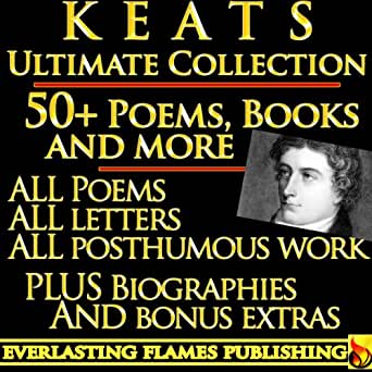 john keats life and works summary