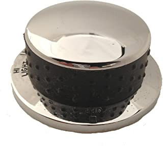 product image for FireMagic Polished Knob, Backburner | 3016