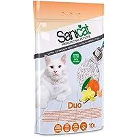 Sanicat Cat Litter DUO Ultra Clumping 10L