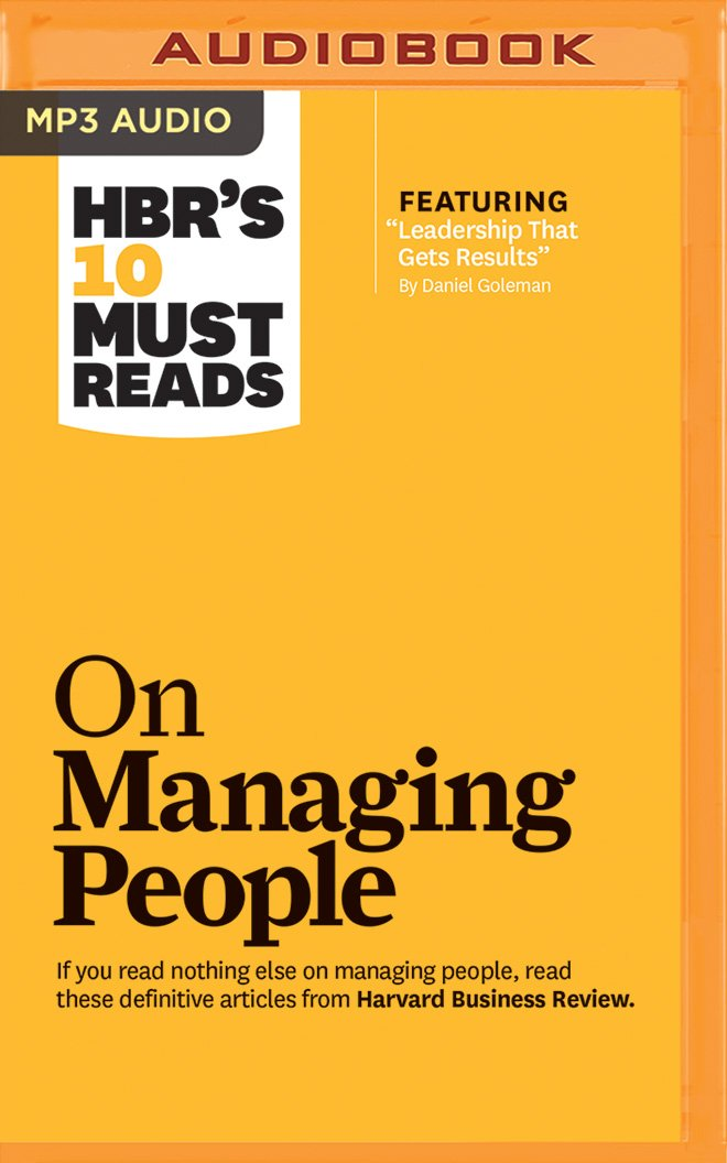 Management Tips Harvard Business Review Pdf