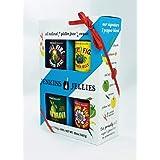 Jenkins Jellies Pepper Jelly, Mini Gift Set, 4 flavors (4 - 5 oz jars)