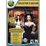 GRIM TALES: BLOODY MARY Collectors Edition Hidden Object PC game DVD-ROM + Bonus!