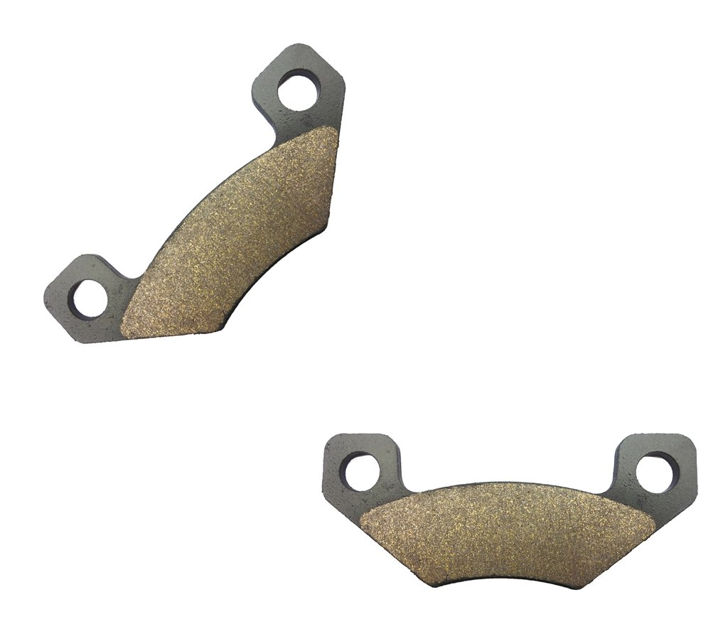 2 Pads CNBK Rear Disc Brake Pads Semi-Metallic for CAN-AM ATV DS450 DS 450 X 2x4 EFi 08 09 2008 2009 1 Pair
