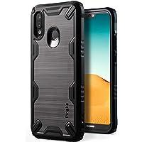 Ringke Coque Huawei P20 Lite, [Onyx-X] Résistant aux Chocs Robuste TPU Grip [Protection Heavy Duty] Anti-Choc Antivol Combiné Absorbant Anti-Choc Antidérapant pour Huawei Nova 3e (2018) - Noir