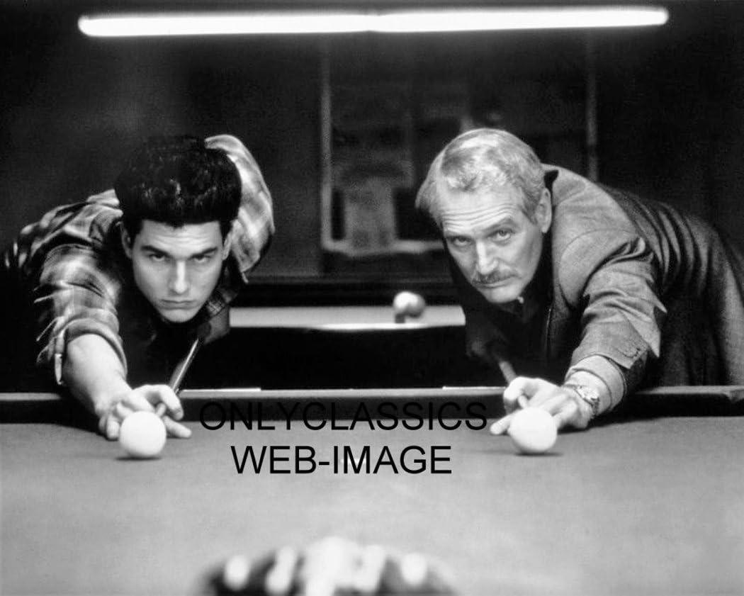 WonderClub OnlyClassics 1986 Tom Cruise Paul Newman Playing Pool ...