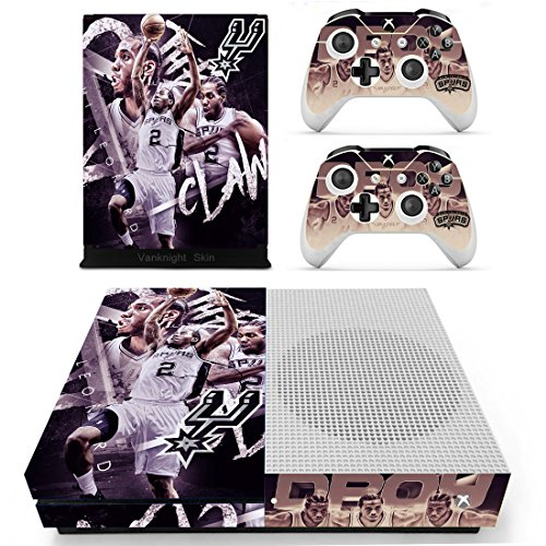 xbox one skins for console nba - 7