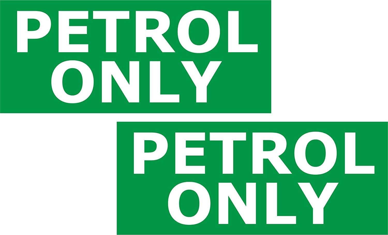 Petrol Only Sticker Buy 2 Get 3 Buy 5 Get 10 Warning Diesel Buy 3 Get 5