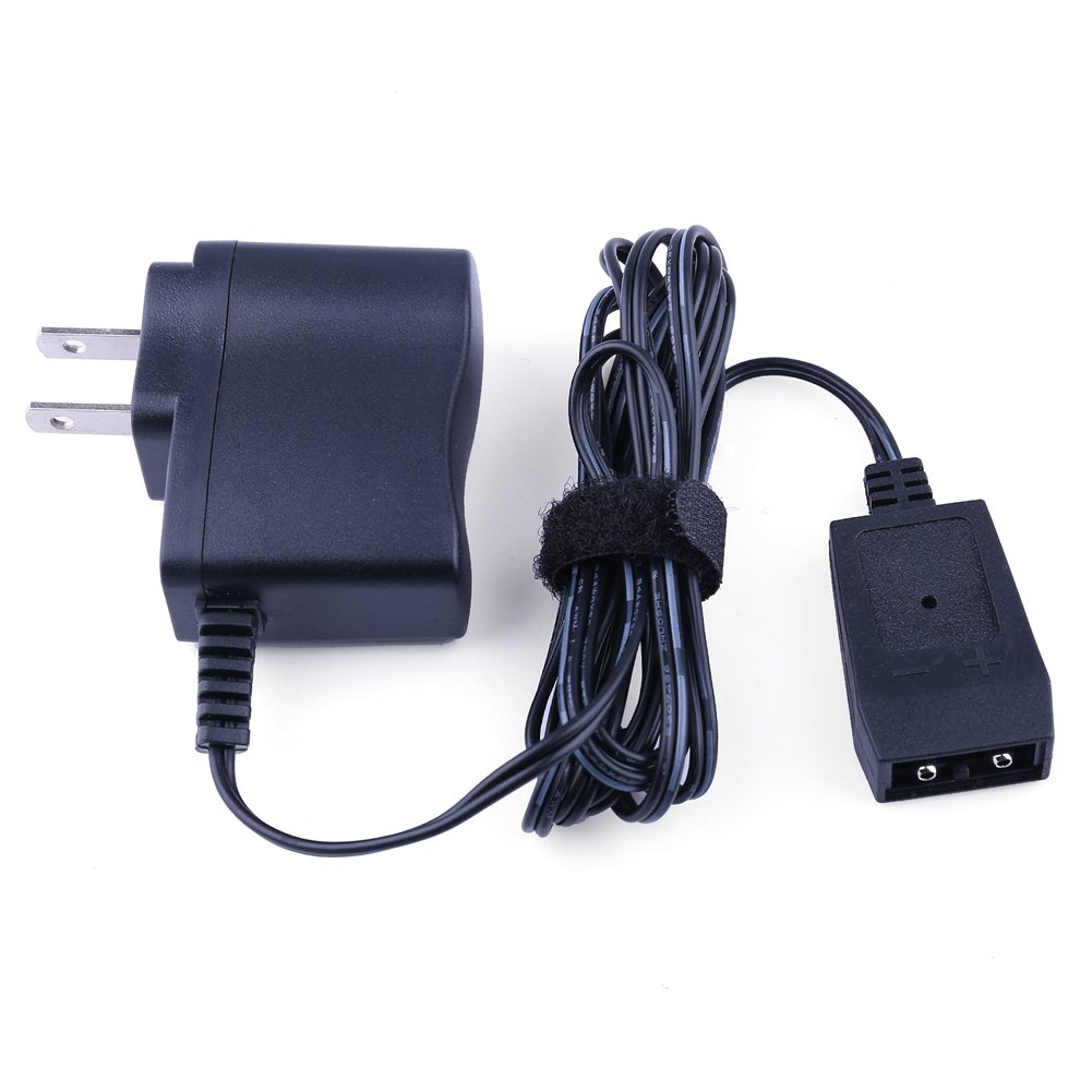 LotFancy 100V - 240V AC Charger Cord for Streamlight Flashlights Rechargeables, 6 FT Power Cord, Replace Part# 22311