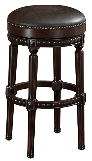 Miraculous Amazon Com American Heritage Billiards Landon Bar Height Ibusinesslaw Wood Chair Design Ideas Ibusinesslaworg