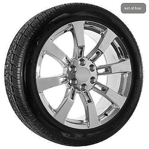 22 inch rims package - 9