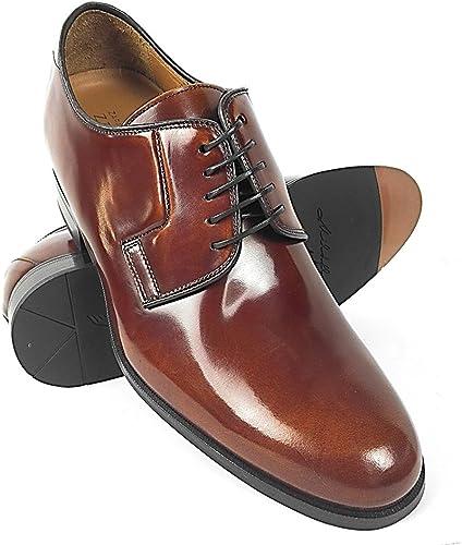 Zerimar Zapatos con Alzas Hombre  Zapatos de Hombre con