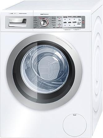 Bosch Wayh2840 Home Professional Waschmaschine Fl Home Connect A 137 Kwhjahr 1565 Upm 8 Kg Flecken Automatik Mit 16 Flecken Weiß