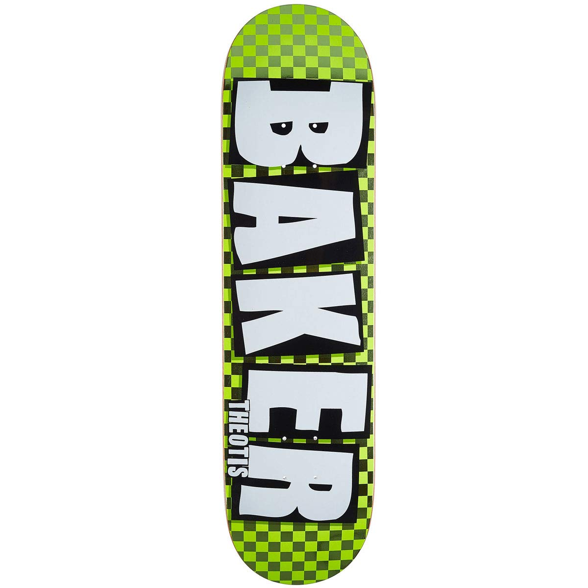 Baker Baker スケートボードデッキ ビーズリー チェック チェック ホイル 8.125インチ ホイル B07KFRTNSS, オールスター:b77bd087 --- grupocmq.com