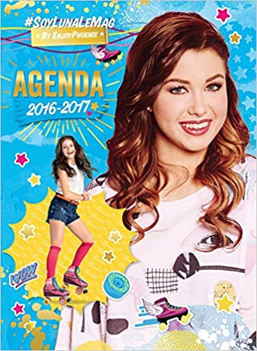 Luna by enjoy phoenix agenda 2016-2017 HJD.AUTRE IMAGE ...