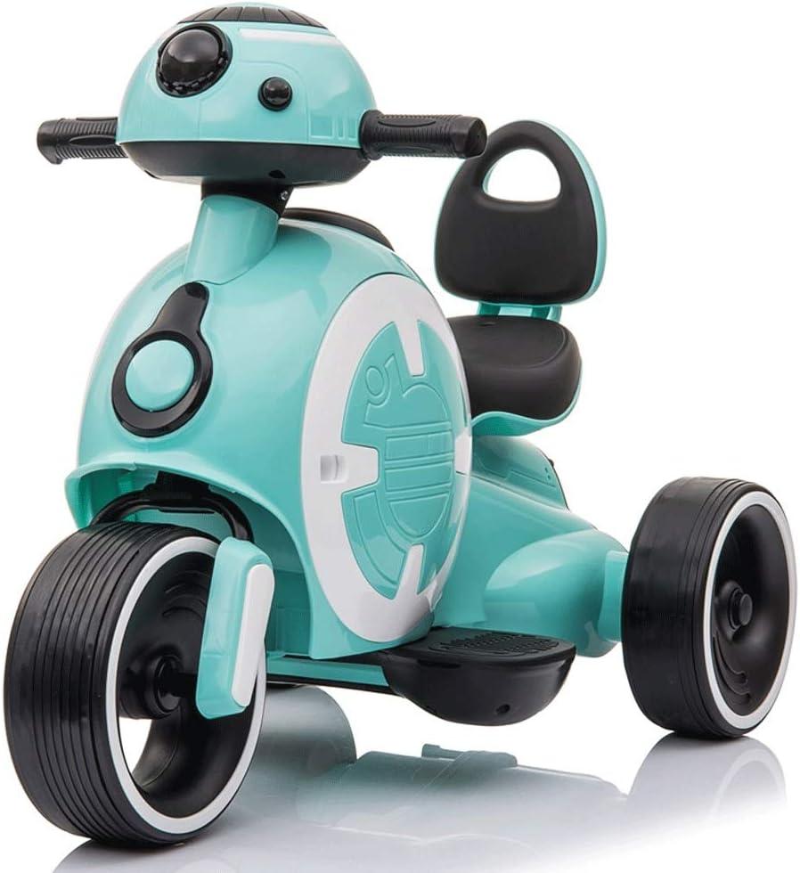 Moerc Con la caja de engranajes niños motocicleta eléctrica Ride Coches de alta velocidad Con Luz Música Triciclo de coches de juguete puede sentarse en la batería del bebé motocicletas bicicletas for