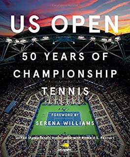 Book Cover: US Open: 50 Years of Championship Tennis